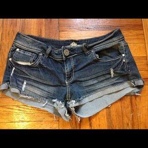Women Jeans Shorts